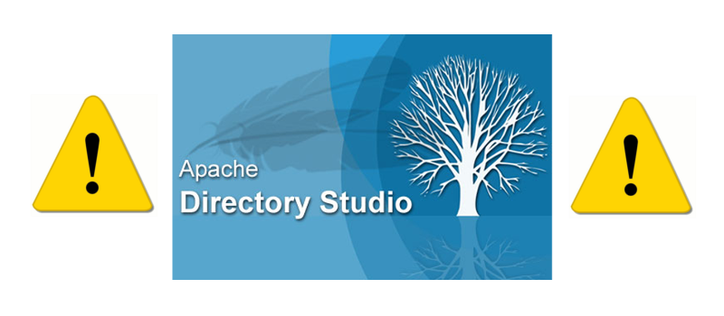 Apache Directory Studio – An Error Has Occurred – Out Of Memory!